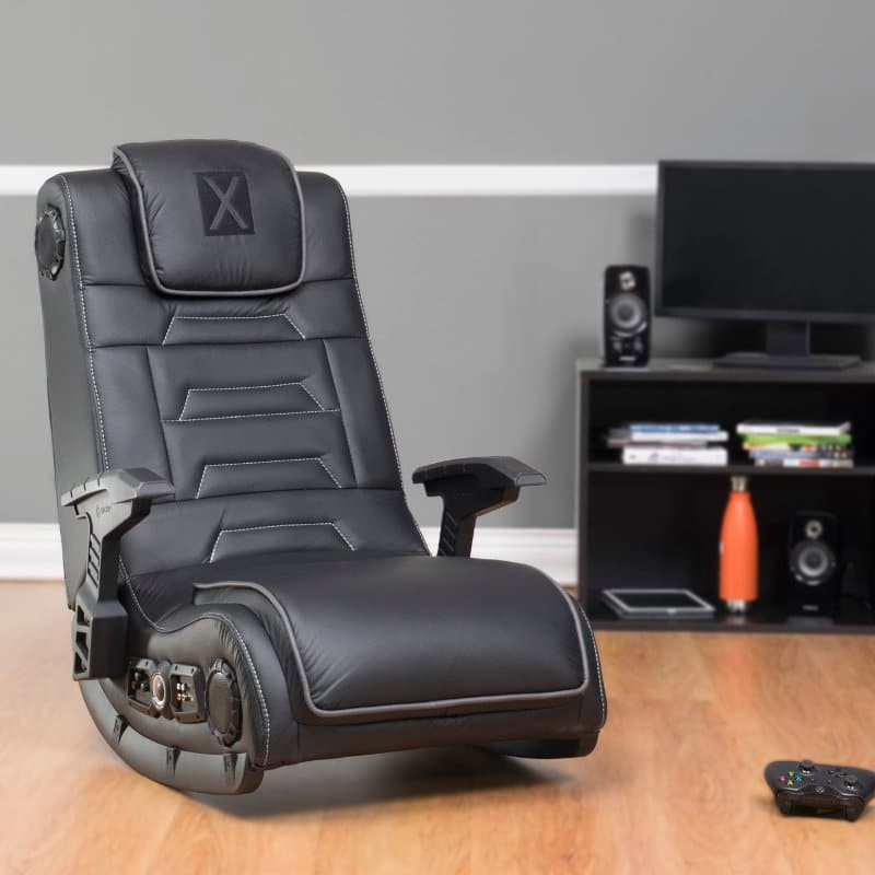 photo of a rocker gaming chair