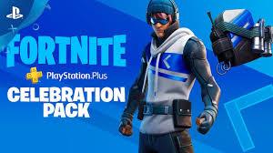 Fortnite - April 2020 Celebration Pack | PS4 - YouTube