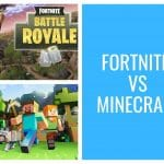 Fortnite vs. Minecraft | Or are they just fundamentally different?
